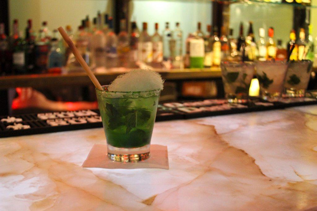 Mojito Green Bar